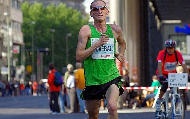 Scott Overall in Berlin 2011