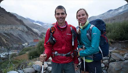 Philippe and Anna Gatta
