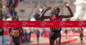Kiplagat victorious for the first time. Photo © Run247
